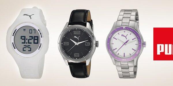 Buďte dochvilní s hodinkami Puma