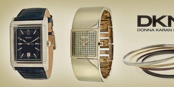 Elegantní dámské šperky a hodinky DKNY