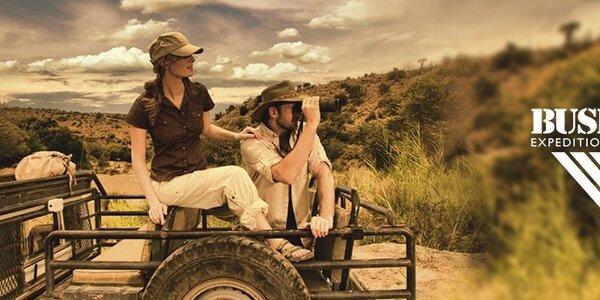 Na safari i na houby - dámský outdoor Bushman s doručením do 2 dnů