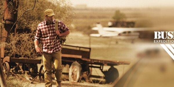 Na safari i na ryby - pánský outdoor Bushman s doručením do 2 dnů