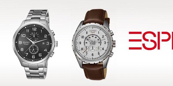 Pánské luxusní hodinky Esprit