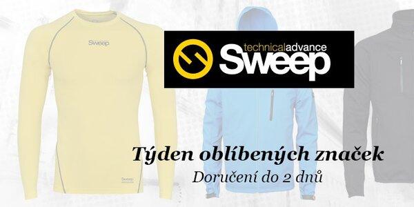 Outdoorové oblečení Sweep - forma následuje funkci