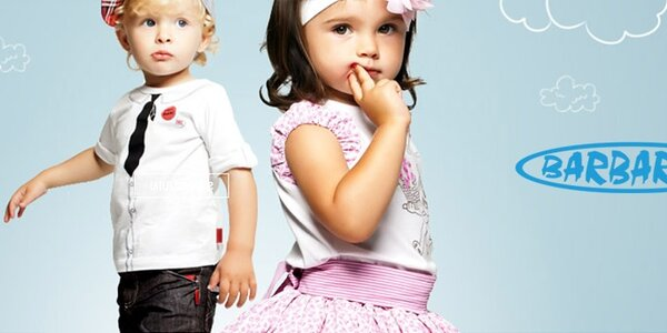 Barbaras - oblečení pro děti