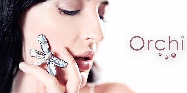 Luxusní šperky z perel a polodrahokamů Orchira