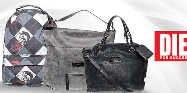 Neformální kabelky, tašky a peněženky Diesel již od 559,-