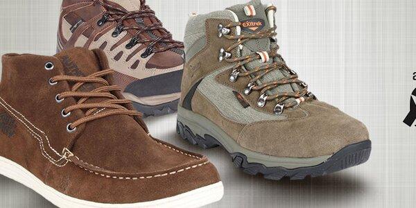 Originální treková i městská obuv Authority