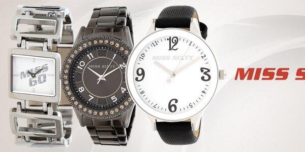 Mladistvé a stylové hodinky Miss Sixty