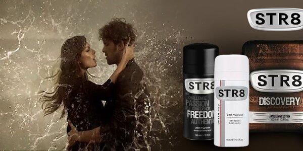 STR8 - Challenge, Passion, Authenticity
