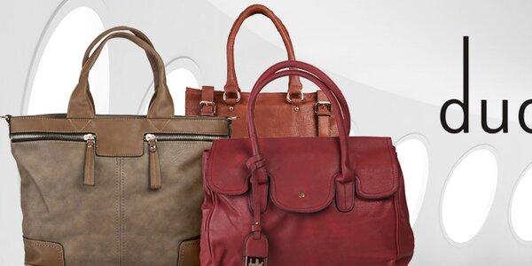 Dámské kabelky s italským šmrncem Dudlin