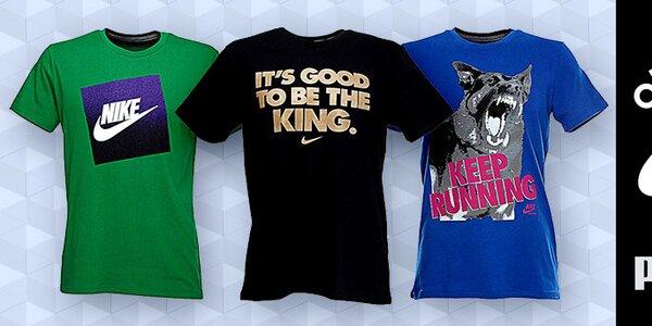Pánské sportovní oblečení Nike, Adidas, Puma