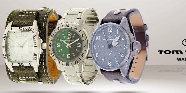 Elegantní a nadčasové hodinky Tom Tailor