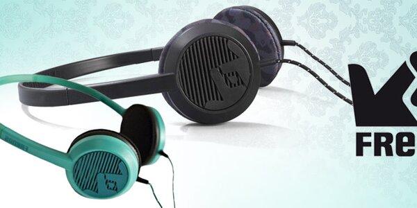 Lifestylová sluchátka Frends pro hudební fanoušky
