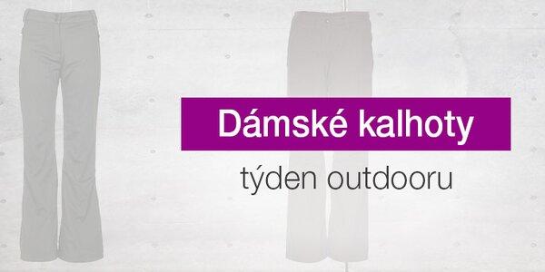 Kvalitní dámské outdoorové kalhoty skladem již od 349,-