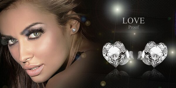 Stříbrné šperky Silvexcraft Design® Swarovski Elements®