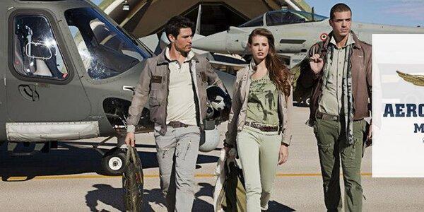 Originální pánské oblečení Aeronautica Militare