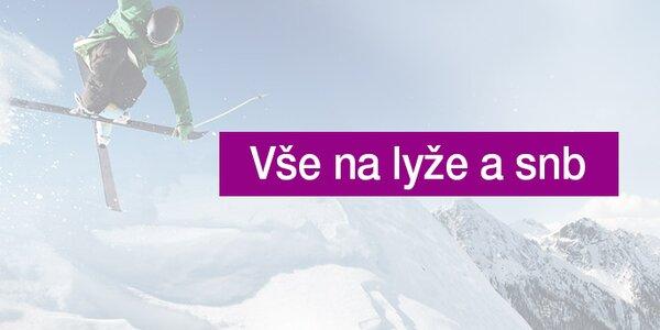 Dámské oblečení na lyže a snowboard skladem již od 399,-