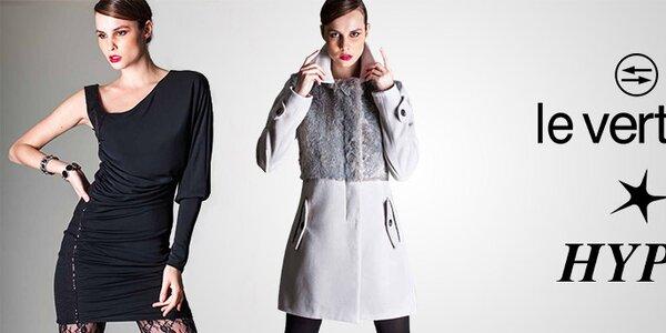 Elegantní dámská móda Hype&Le Vertige