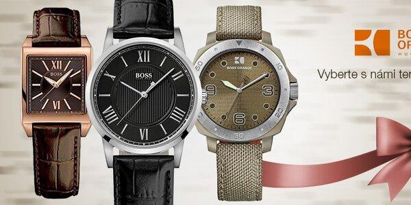 Elegantní hodinky Hugo Boss Orange