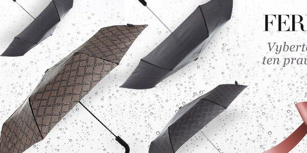 Nadčasové pánské deštníky Ferré Milano