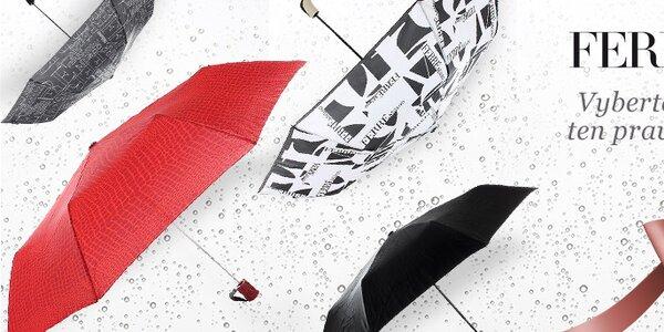Stylové dámské deštníky Ferré Milano