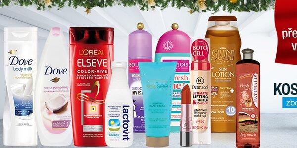 Mega výprodej kosmetiky