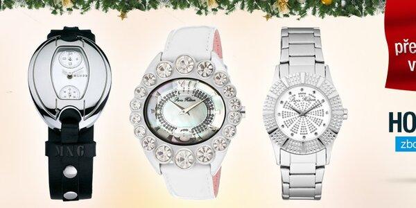 Výprodej hodinky Mango a Paris Hilton