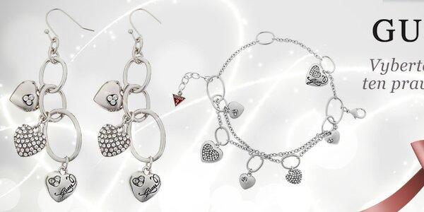 Stylové a hravé šperky Guess