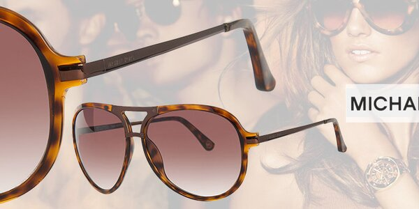 Stylové a elegantní sluneční brýle Michael Kors