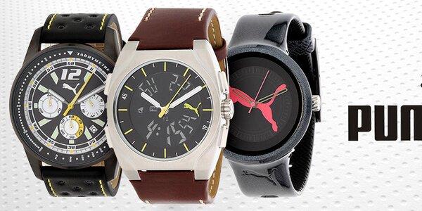 Kvalitní sportovní hodinky Puma již od 499,-