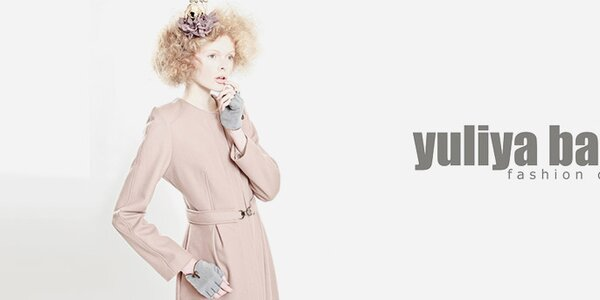Jednoduše originální dámská móda Yuliya Babich