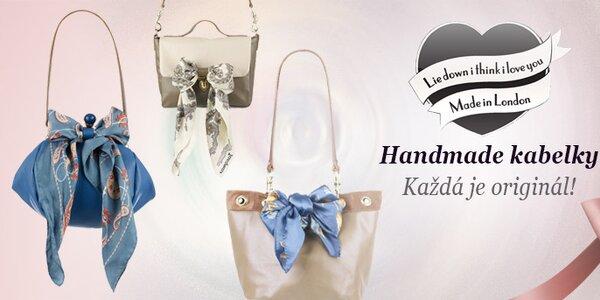 Ručně vyráběné kabelky Liedownithinkiloveyou