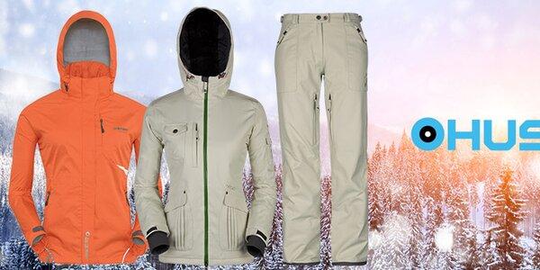Dámské outdoorové a lyžařské oblečení Husky