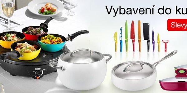 Vybavení do kuchyně se slevami až 70 %!