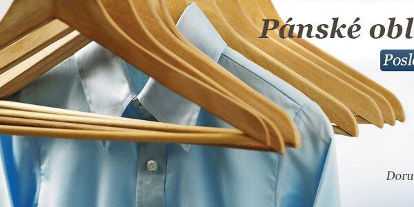 Pánské oblečení skladem již od 329,-