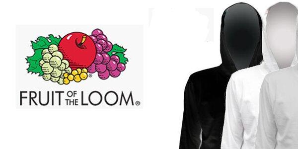 Fruit of the Loom - Pánská trička s kapucí