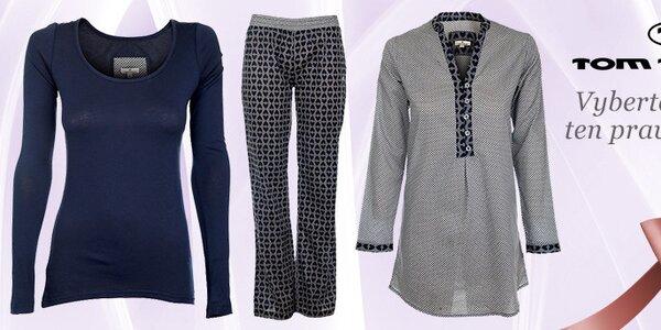 Stylová dámská pyžama a noční košile Tom Tailor