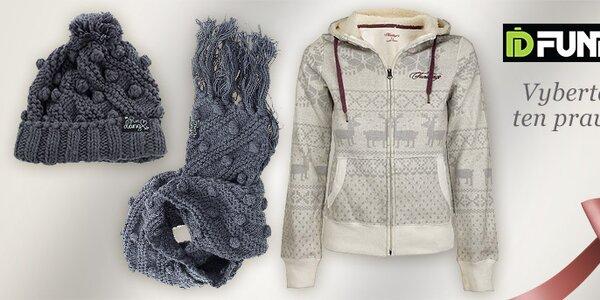 Dámské streetové oblečení a doplňky Fundango