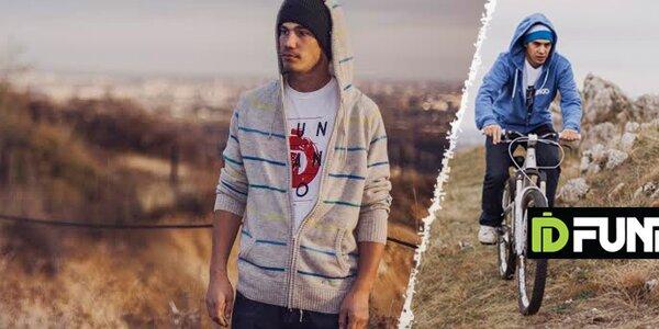 Pánské streetové oblečení a doplňky Fundango