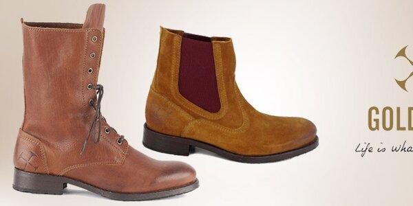 Goldmud - dokonalé a nadčasové dámské boty