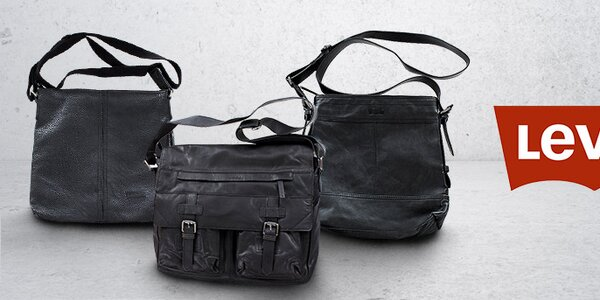 Legendární casual kabelky Levi's