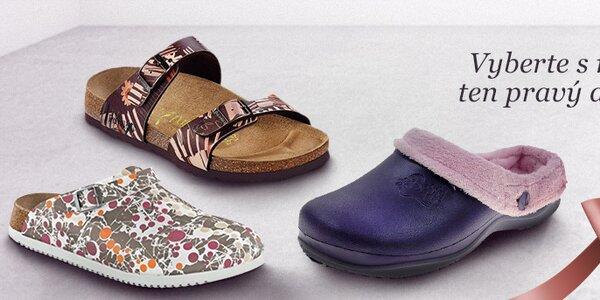 Pantofle, papuče, bačkůrky, přezůvky skladem již od 159,-