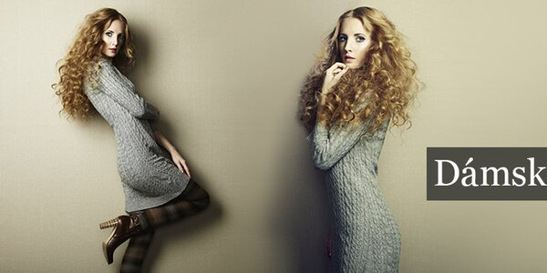 Dokonalé, stylové i originální dámské šaty skladem již od 219,-