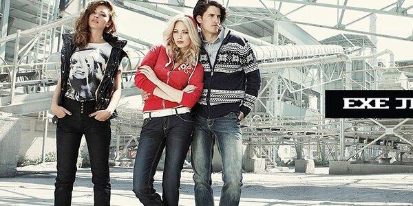 Stylová pánská móda Exe Jeans