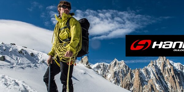 Kvalitní pánské zimní a lyžařské oblečení Hannah