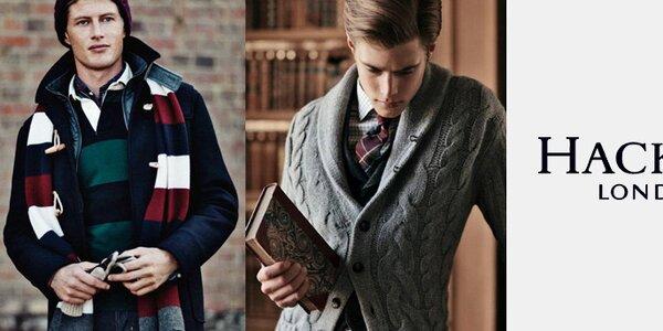Bezchybná britská móda pro pány Hackett London