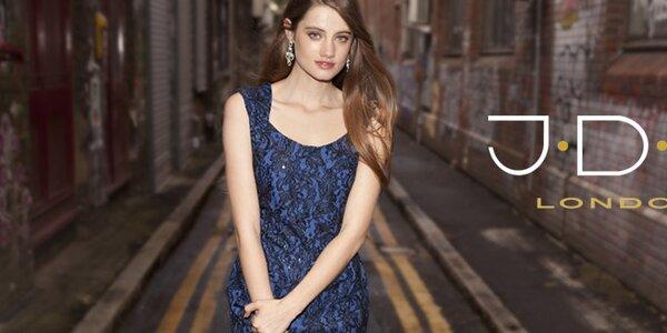 Sofistikovaná elegance a ženskost šatů JDC London