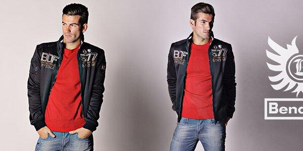 Jednoduchá a stylová pánská elegance Bendorff