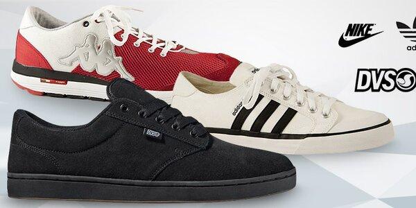 Pánské značkové sportovní boty skladem již od 249,-