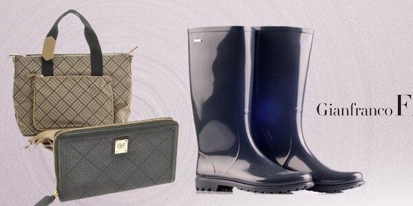 Luxusní dámské doplňky a obuv Gianfranco Ferré