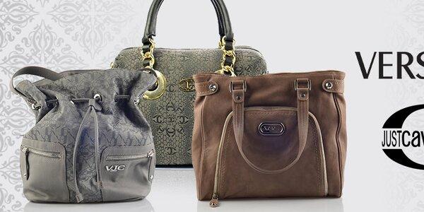Jedinečné dámské kabelky Just Cavalli a Versace